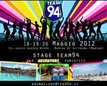 Stage Team94 18-19-20 maggio