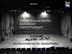 Stage Aprile 2012